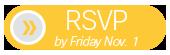 RSVP by Friday Nov. 1
