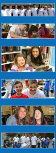 Athletes For Kids mentoring photos